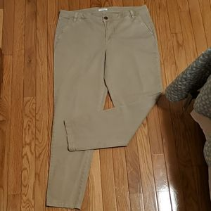 Maurices Chino pants
